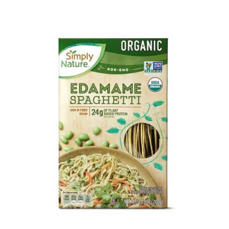 Simply Nature Edamame Spaghetti