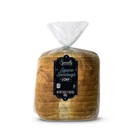 Specially Selected Sourdough Square