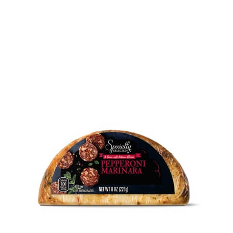 Specially Selected Pepperoni Marinara Hand-Crafted Cheese