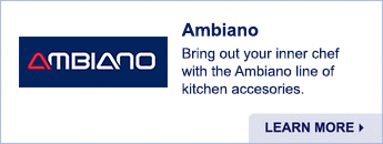 Ambiano. Bring out your inner chef with the Ambiano line of kitchen accessories. Learn More.
