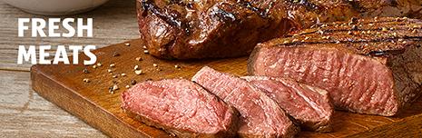 Shop fresh meats.