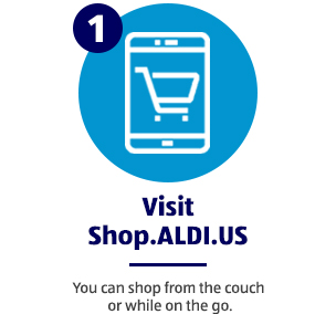 ALDI Grocery Delivery - Groceries Delivered to your Door