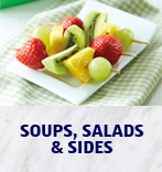 Soups, Salads and Sides