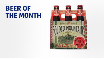 View our beer of the month.
