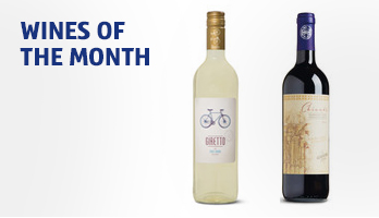 View our wines of the month.
