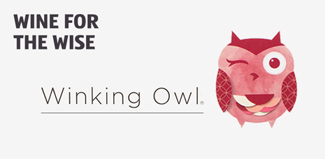 Wine for the wise. Click to learn more about Winking Owl Wine.