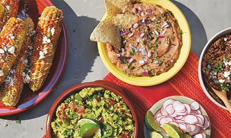 Pueblo Lindo Products in Bowls.