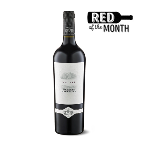 Red Wine of the Month