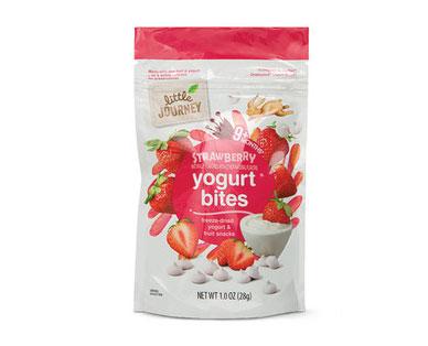 Little Journey Strawberry Yogurt Bites