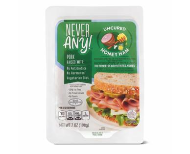 Never Any! Uncured Honey Ham