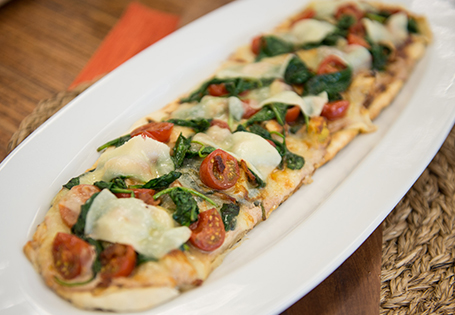 Bistro Chicken Pizza