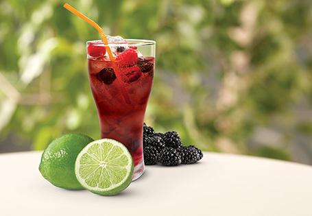 Black Raspberry Lemonade