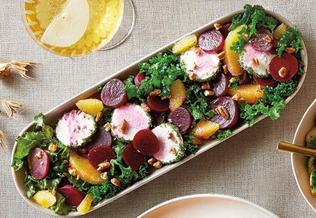 Harvest Beet Salad