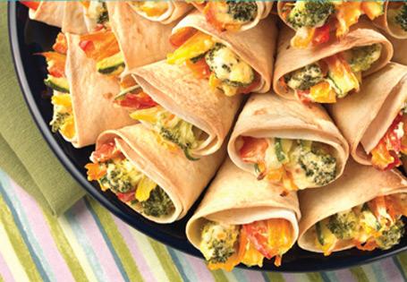 Aldi Us Baked Veggie Tortilla Triangles
