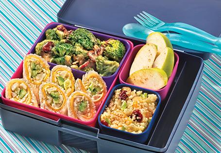 """Sushi Roll"" Sammie ""Bento Box"""