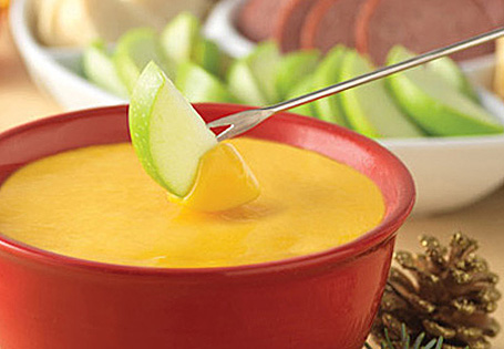 Easy fondue cheese recipes