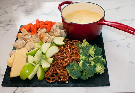Triple Dutch Cheese Fondue