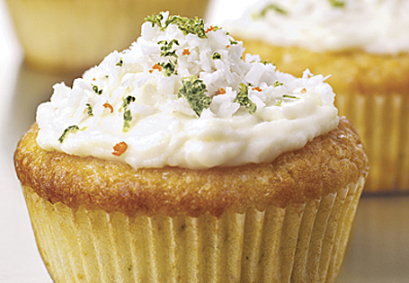Lime-Orange Cupcakes