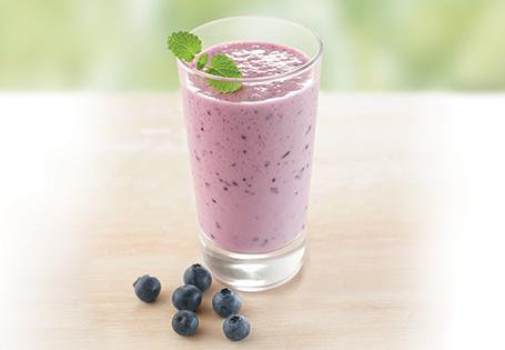 Homepage Recipes Breakfast Drinks Blueberry-Lemon Smoothie