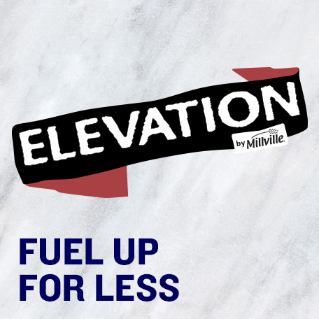 Elevation, Fuel Up For Less