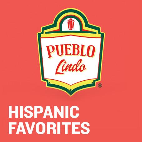 Pueblo Lindo. Hispanic Favorites.