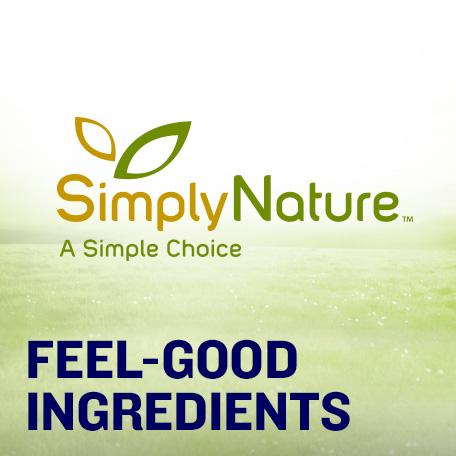 SimplyNature. Feel Good Ingredients