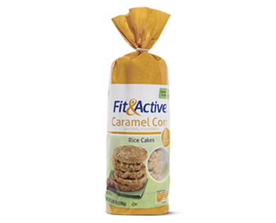 Fit And Active Rice Cakes