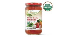 Simply Nature Organic Thick and Chunky Hot Salsa. View Details.