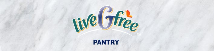Live G Free Pantry