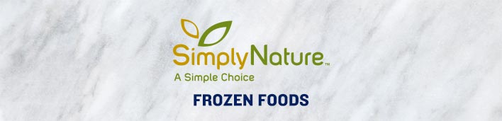 Simply Nature Frozen Foods