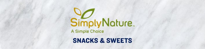 Simply Nature Snacks and Sweets
