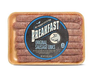 Original Pork Breakfast Links