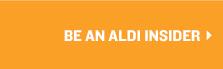 Be an ALDI Insider