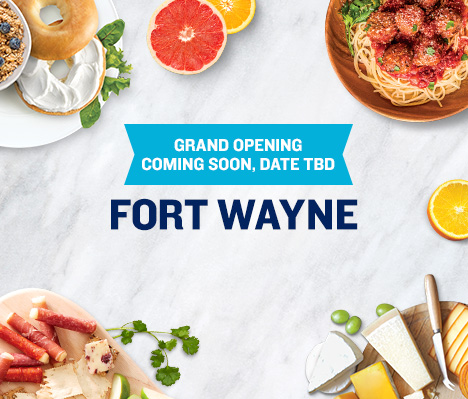 Grand Opening Coming Soon, Date TBD. Fort Wayne.