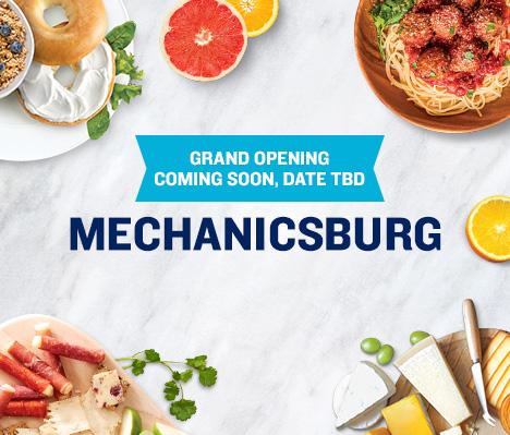 Grand Opening Coming Soon, Date TBD. Mechanicsburg.