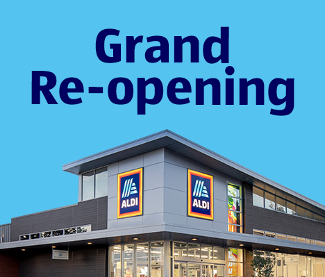 Grand Re-opening