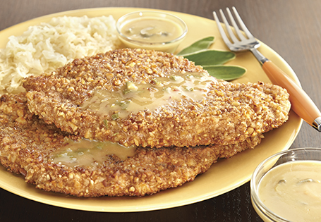 seared chicken thighs with beer and grainy mustard sauce see original ...