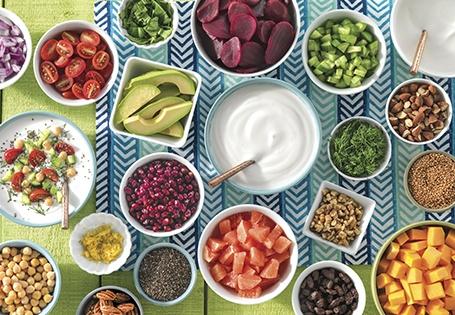 Mix & Match Savory Yogurt Recipe