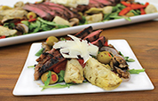 Grilled Antipasto Salad