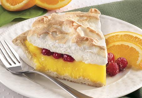 Homepage Recipes Desserts Pies & Cobblers Orange Meringue Pie