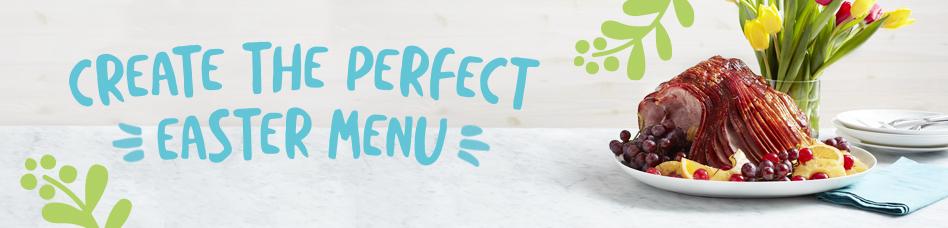 Create the Perfect Easter Menu