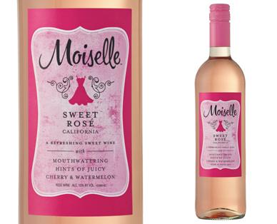 Moiselle Sweet Rosé