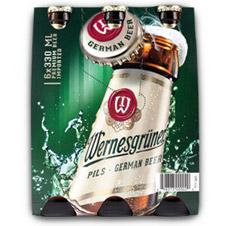 Beer of the Month: Wernesgrüner Pilsner