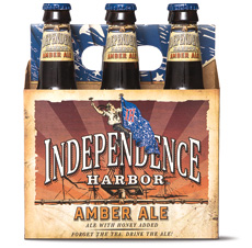 Beer of the Month: Independence Harbor Amber Ale