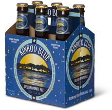 September beer of the month: Kinroo Blue Belgian White Ale