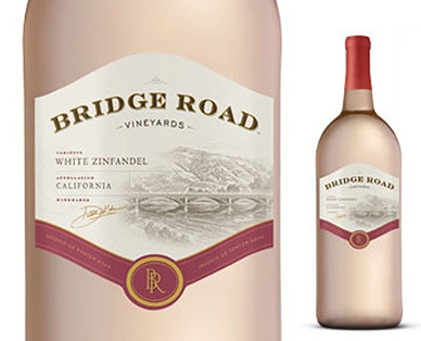 Bridge Road Vineyards White Zinfandel