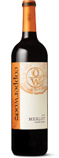 March Red Wine of the Month: Copperwood Merlot.