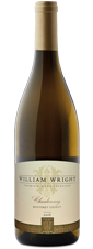 White Wine of the Month: William Wright Chardonnay.