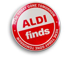 ALDI Finds logo