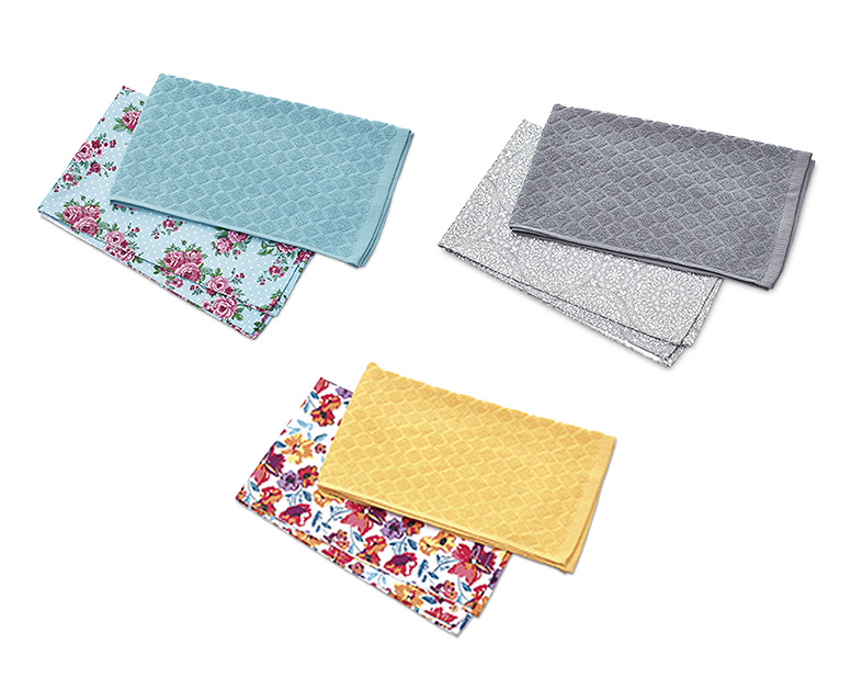 Huntington Home Oversized Drying Mat Or 2 Pack Kitchen